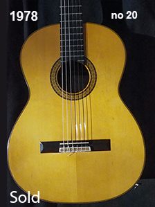 Kohno guitar 1978 no 20